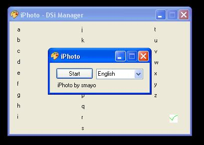 Thumbnail 1 for Nintendo DSi Photo Manager